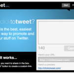 Make It Easy For People To Share Your Content With ClickToTweet