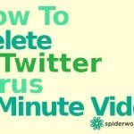 How To Delete A Twitter Virus