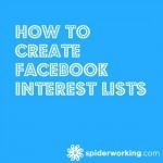 How To Create Facebook Interest Lists