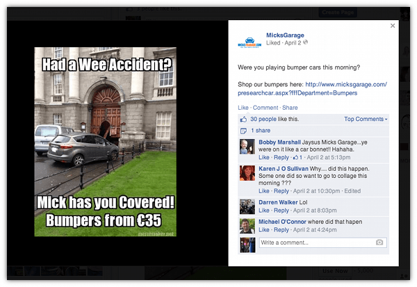 A Quick Guide To Creating A Facebook Strategy - Part 2: Content