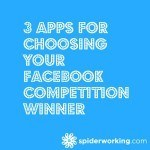 3 Tools For Picking Facebook Competition Winners