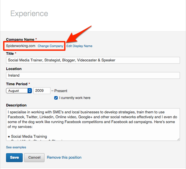 A Quick Guide To LinkedIn Company Pages