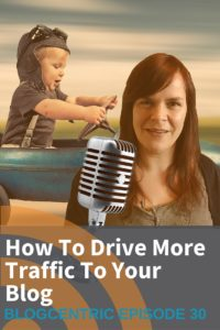 drive more traffic to your small business blog