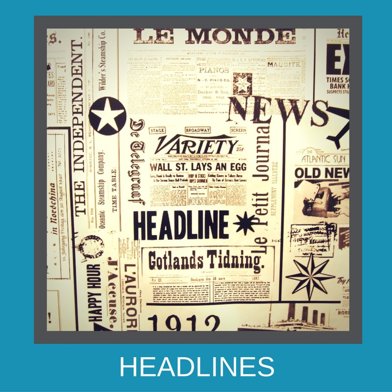 Do you have a great headline?