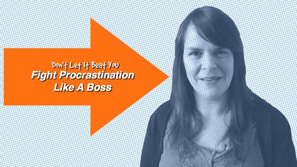 The Secret To Fighting Procrastination?