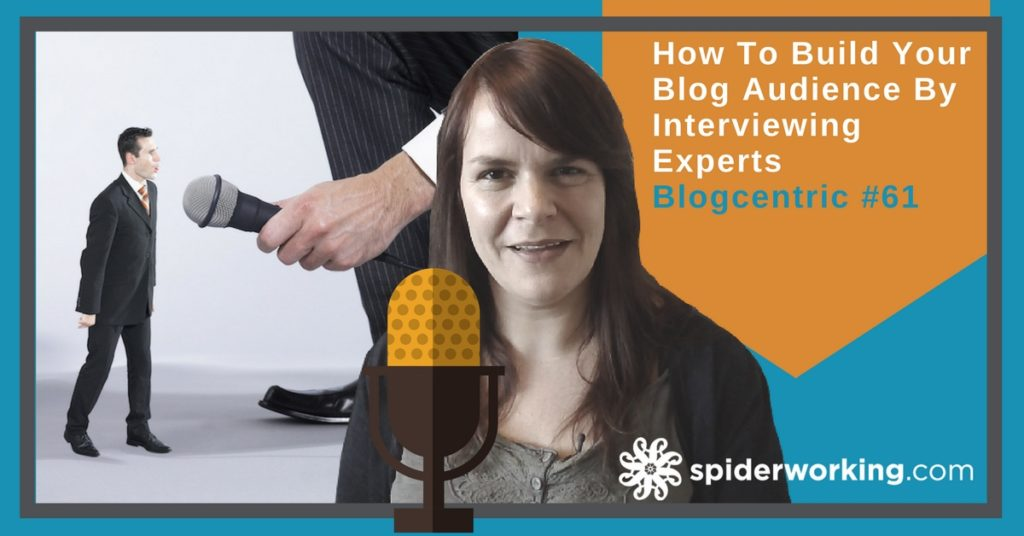How To Build Your Blog Audience By Interviewing Experts