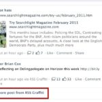 How to auto post YouTube videos to Facebook using RSS Graffiti