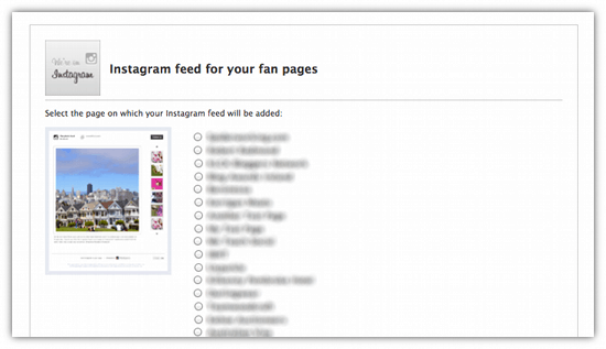 Add Instagram To Your Facebook Page With Statigram - Cool Tool