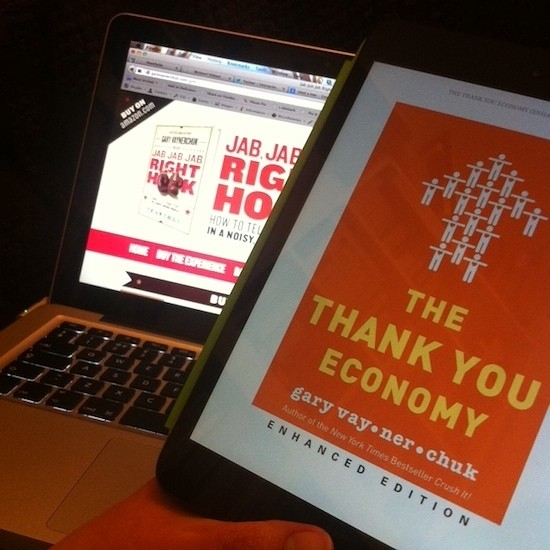 The Thank You Economy by Gary Vaynerchuk - Book Review