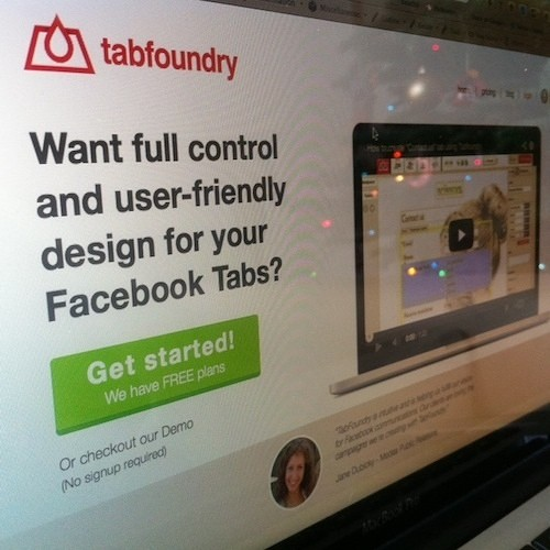Create Lead Generation Tabs on Facebook With tabfoundry - Cool Tool