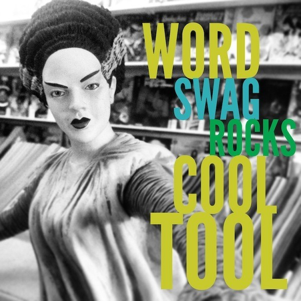 Create Shareable Captioned Images With Word Swag - Cool Tool