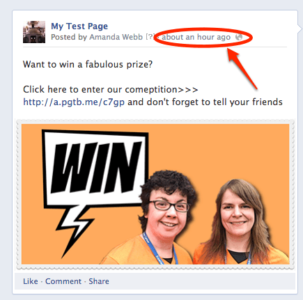 Get More Entries - Supercharge Your Facebook Competition Promotion