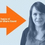 The End Of Twitter Share Counts – Does It Matter? #10 1 Minute Social Media Moment