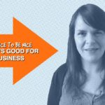 Positive Penny Beats Negative Ninny – Is Being Nice Online Good For Business? – 1 Minute Moment #34
