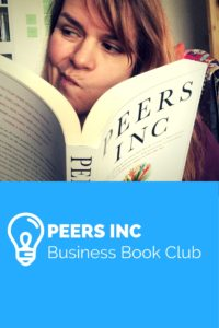 Business book club read - Peers Inc by Robin Chase