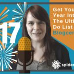 Get Your New Year Into Gear – The Ultimate To-Do List – Blogcentric #59