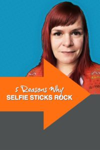 In Defence Of The Humble Selfie Stick